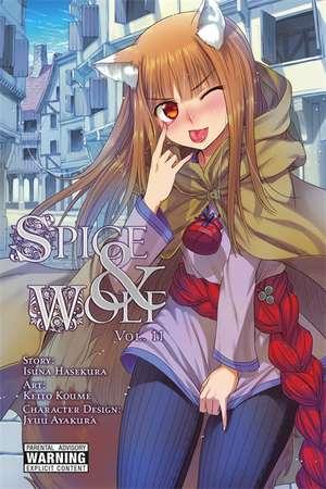 Spice and Wolf Volume 11 (manga)