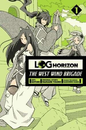 Log Horizon, The West Wind Brigade, Volume 1