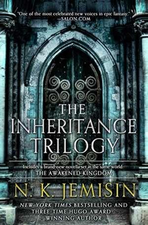The Inheritance Trilogy de N. K. Jemisin