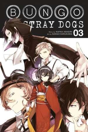 Bungo Stray Dogs, Vol. 3