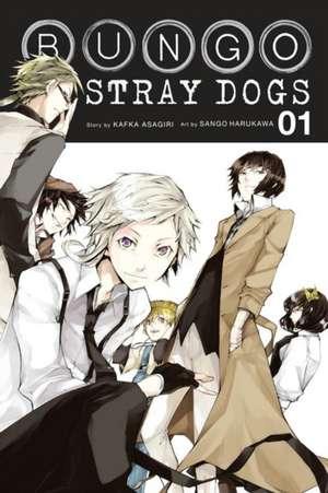 Bungo Stray Dogs, Vol. 1