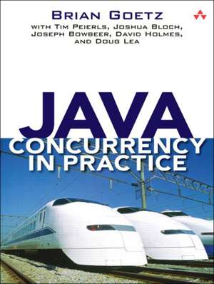 Java Concurrency in Practice de Brian Goetz