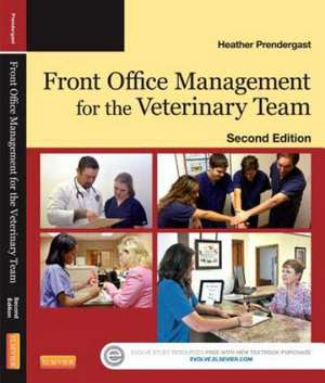 Front Office Management for the Veterinary Team with Access Code