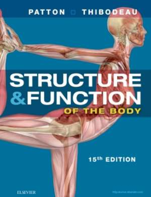 Structure & Function of the Body - Hardcover