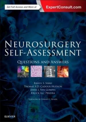 Neurosurgery Self-Assessment
