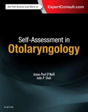 Self-Assessment in Otolaryngology