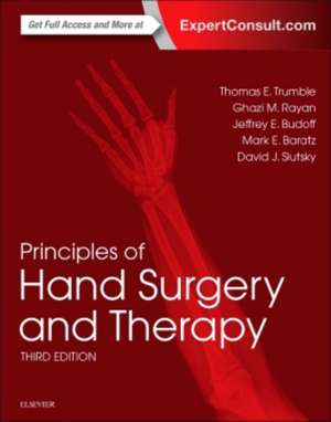 Principles of Hand Surgery and Therapy,12-Month Access, eBook