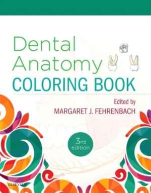 Dental Anatomy Coloring Book imagine