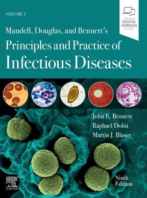 Mandell, Douglas, and Bennett's Principles and Practice of Infectious Diseases imagine