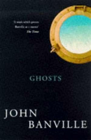 Ghosts de John Banville
