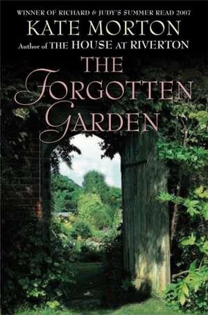 The Forgotten Garden de Kate Morton