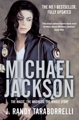 Michael Jackson de J. Randy Taraborrelli