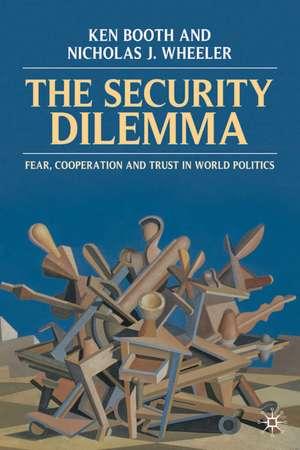 The Security Dilemma imagine
