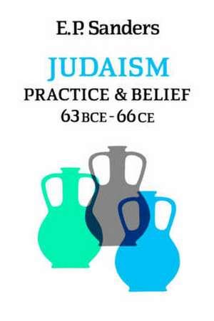 Judaism de E. D. Sanders