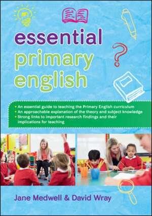 Essential Primary English