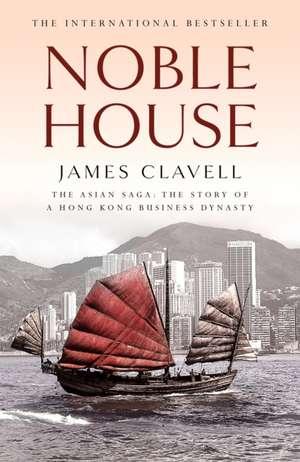 Noble House de James Clavell