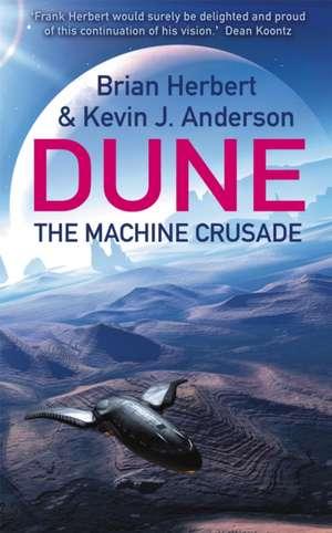 The Machine Crusade de Brian Herbert