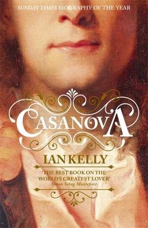Casanova de Ian Kelly