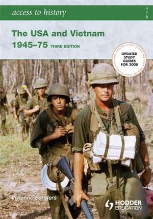 Sanders, V: USA and Vietnam imagine