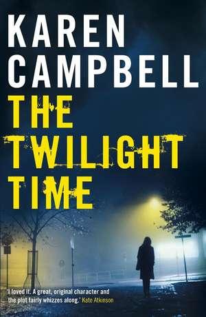 Campbell, K: The Twilight Time de Karen Campbell