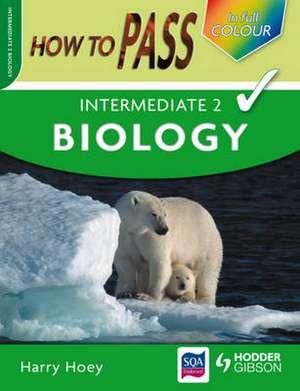 How to Pass Intermediate 2 Biology