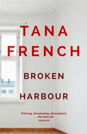 Broken Harbour de Tana French
