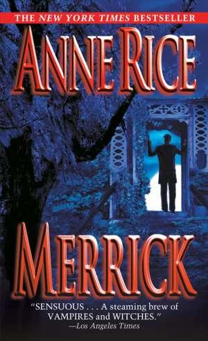 Merrick de Anne Rice