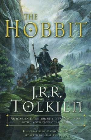 The Hobbit (Graphic Novel):  An Illustrated Edition of the Fantasy Classic de J. R. R. Tolkien