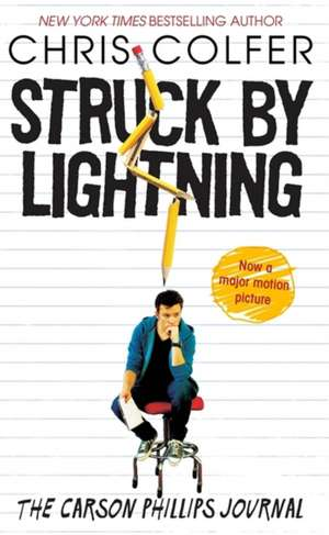 Struck by Lightning de Chris Colfer