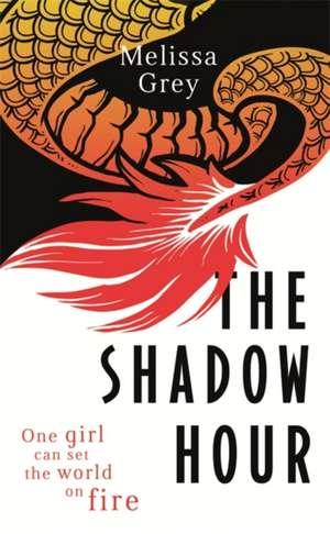 The Shadow Hour de Melissa Grey