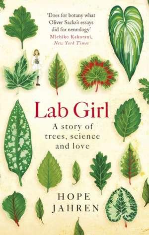 Lab Girl de Hope Jahren