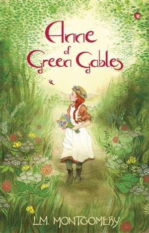 Anne of Green Gables de Lucy Maud Montgomery