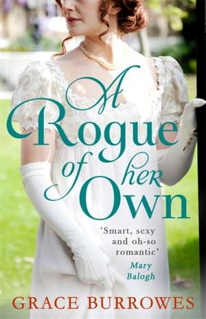 A Rogue of Her Own de Grace Burrowes