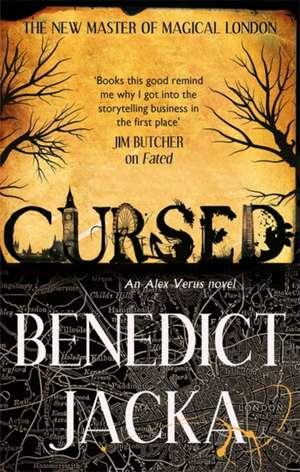 Cursed de Benedict Jacka