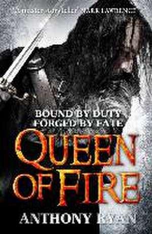 Raven's Shadow 3. Queen of Fire de Anthony Ryan