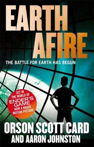 First Formic War 02. Earth Afire