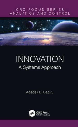Innovation de Adedeji (ProfessorDean Badiru