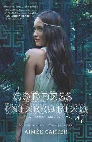 Goddess Interrupted de Aimee Carter