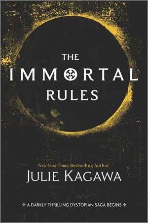 The Immortal Rules de Julie Kagawa