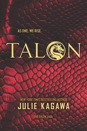 Talon de Julie Kagawa