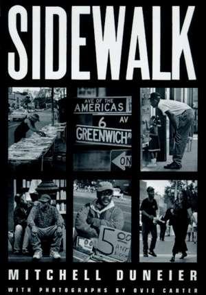 Sidewalk de Mitchell Duneier