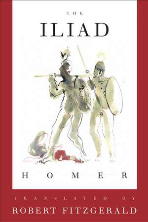 The Iliad:  The Fitzgerald Translation de  Homer