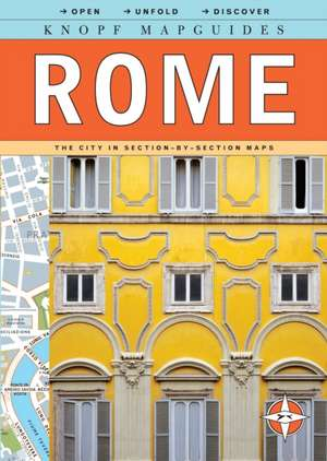 Knopf Mapguide Rome