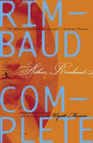 Rimbaud Complete de Arthur Rimbaud