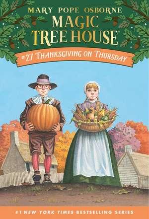 Thanksgiving on Thursday de Mary Pope Osborne