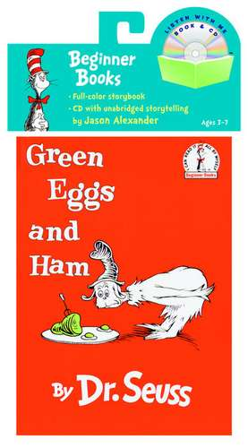 Green Eggs and Ham [With CD] imagine
