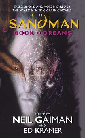 Sandman Book of Dreams de Neil Gaiman