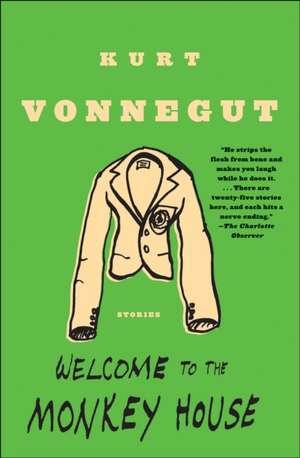 Welcome to the Monkey House de Kurt Jr. Vonnegut
