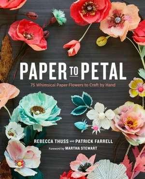 Paper to Petal imagine