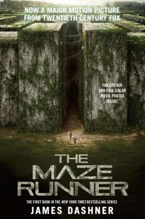 The Maze Runner:  Thomas and the Monster [With 4 Jumbo Crayons] de James Dashner